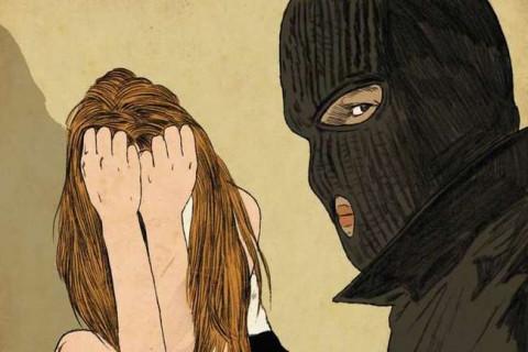 """【閲覧注意】レ●プ犯、""""その女の子"""" だけはレ●プしてはいけなかった…(画像)"""