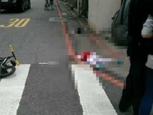 【閲覧注意】4歳の幼女、33歳の男に襲われ・・・(画像)