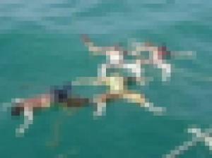 【閲覧注意】海外サイトで公開されていた日本・福島の津波死者の画像。ヤバいなこれ