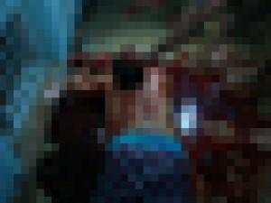 【閲覧注意】刑務所内で暴力団同士がケンカした結果・・・ヤバい画像が流出(5枚)