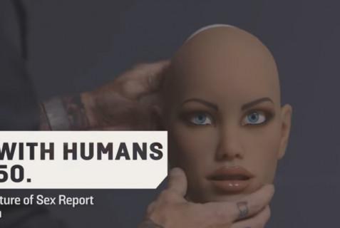 """100万円越えの """"セ○クスロボット"""" が凄すぎる。これもう生身の女性いらなくなるぞ…(動画)"""