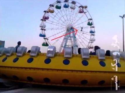 遊園地の観覧車から2人が落下して死亡する事故の映像がマジでトラウマレベル
