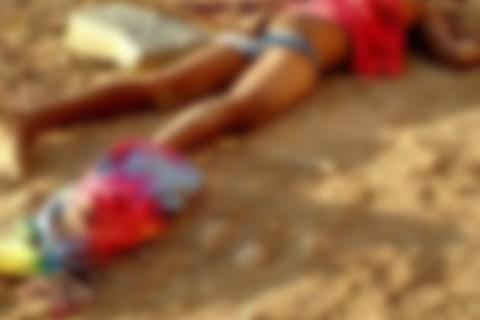 【閲覧注意】16歳の未成年少女をレ●プしたらこうなる…(画像)