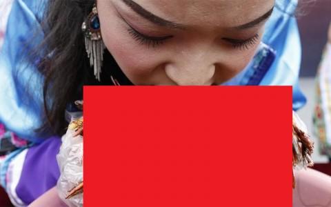 【閲覧注意】中国の大食い大会がヤバいと話題に(画像)