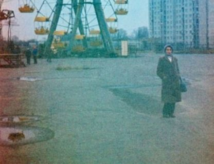 """チェルノブイリ原子力発電所事故から30年。""""人が住まなくなった街"""" はこうなるらしい…(画像)"""