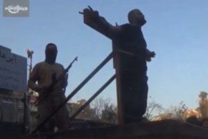 【閲覧注意】ISIS、自分たちがやっていた事をそのまんまやり返される・・・(動画)