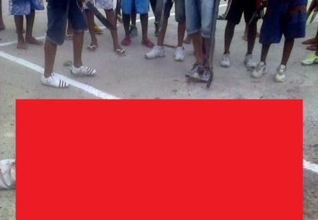 【超!閲覧注意】ブラジルの刑務所、もはやこの世の地獄・・・(画像)