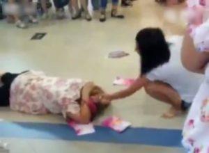 【動画】最近の女子中学生の素行の悪さが衝撃的・・・
