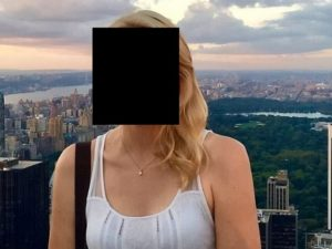 【画像】修学旅行で生徒とセ○クスしたドスケベすぎる20代女性教師がこちらです…