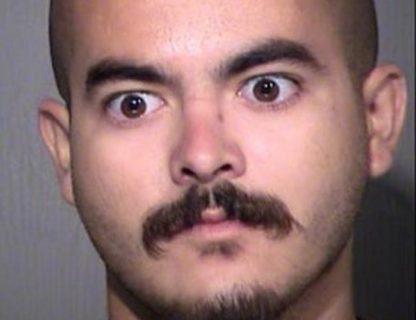 アメリカで最近逮捕された犯罪者たちの画像。めちゃめちゃ怖いと話題に