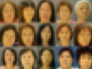 【画像】うわ…アメリカで摘発された韓国人売春婦15人をご覧ください…