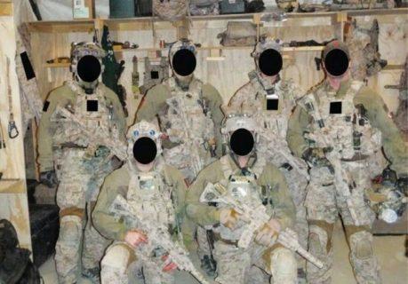 """【画像】""""米特殊部隊"""" とかいうガチで最強の人間が集まってる奴ら…"""