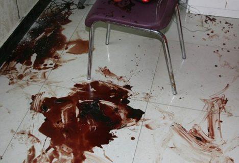 【閲覧注意】泥棒、8歳の女の子をナイフで刺す ⇒ まだ生きてる ⇒ 35回刺す ⇒ まだ生きてる