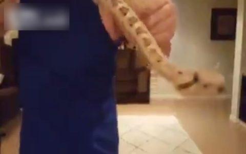 【動画】バカ「毒蛇と遊んでるけど余裕だわー」 ⇒ そしてこうなる…