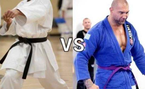【動画】空手 vs. ブラジリアン柔術のルール無しガチ試合! ⇒ 空手弱すぎだろ・・・
