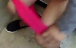 女のマ●コに薬物が隠されていないかのガチ検査がヤバイ (画像)