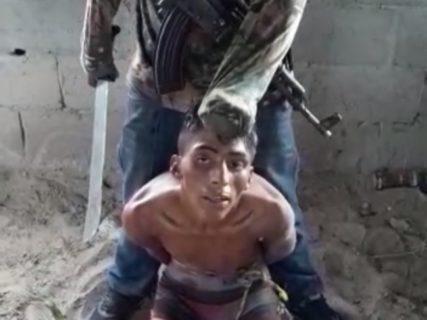 【超!閲覧注意】メキシコのギャングがどれだけヤバいのかがよく分かる動画