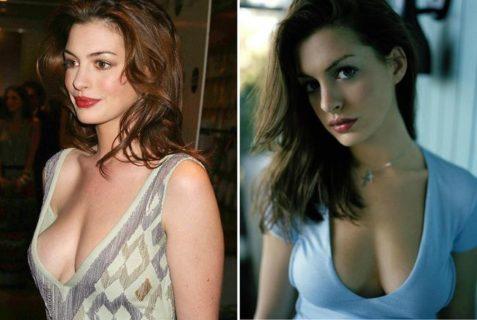 超絶美女「アン・ハサウェイ」の全裸画像がとうとう流出…セ○クス前後の画像もエロすぎる