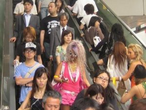 日本人が「マジでイカレてる」と海外サイトで話題の画像