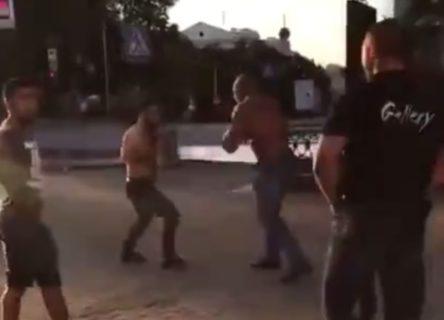 パワーリフティングの世界王者が路上ケンカで素人に殴り殺される衝撃映像が話題に