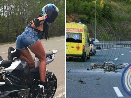 「女子でバイクとか超かっこいい!」インスタ16万人登録の美女、バイク事故で即死(画像)