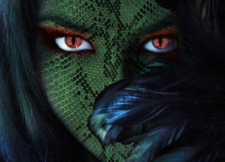 【閲覧注意】60万人に1人しか生まれない「蛇女」の容姿が衝撃的すぎる・・・(画像)