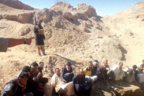 """【閲覧注意】ISISの最新ビデオ。""""最後に写っているもの"""" がヤバすぎると話題に(動画)"""