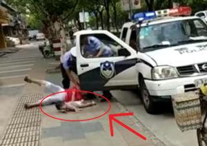 【動画】警察、やらかす・・・今世紀最大の大炎上