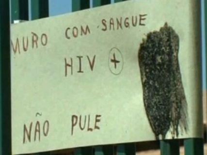 【画像】「HIV」という武器を手に入れた女、とんでもない事をやる…