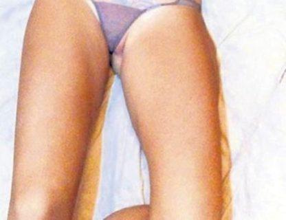 """【画像】女性タレント、スマホをハッキングされ彼氏との """"セ○クス写真"""" 流出で完全終了…(10枚)"""