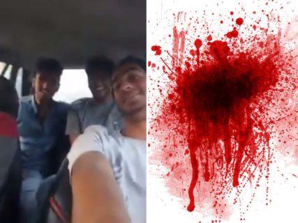 【動画】DQN「スピード違反で自撮りしてる俺ら最高ー」 ⇒ 1人残して全員死亡…