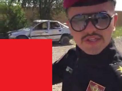 【閲覧注意】ISIS、自分たちがやってたような事をやり返される・・・(動画)