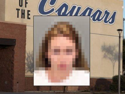 【画像】14歳の男子生徒とセ○クスして逮捕された担任の女性教師をご覧ください