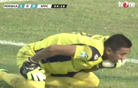 【動画】代表のゴールキーパー、試合中 味方選手と衝突し死亡
