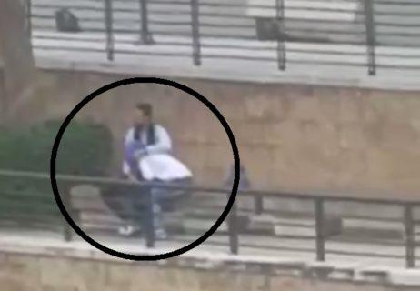 【動画】命がけでフ●ラチオしている女が発見される