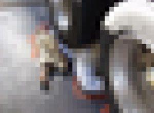 【閲覧注意】トラックの運ちゃんにケンカを売った強盗、こうなってしまう・・・(画像)