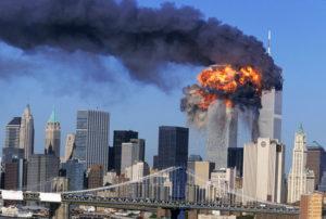 """【閲覧注意】9.11 アメリカ同時多発テロの """"ヤバい写真"""" 公開される(画像)"""