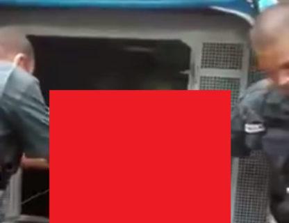 【閲覧注意】病院「警察が負傷した犯罪者連れてきたけど、警察ヤバすぎだろ…」(動画)