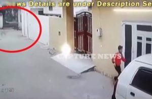 11歳の少年、犬に追いかけられ逃げてる途中に心臓発作で死亡(動画)