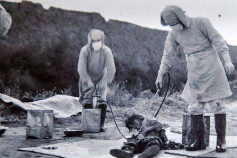 【閲覧注意】日本の「731部隊」とかいう恐ろしい闇、海外サイトで全部晒されてしまう…(画像)
