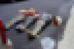 【閲覧注意】メキシコのギャング「男も女もぐるぐる巻きにして、頭だけ取って帽子かぶせて…」(画像)