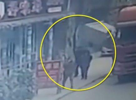 【衝撃映像】中国人の死に方、また我々の想像を超える