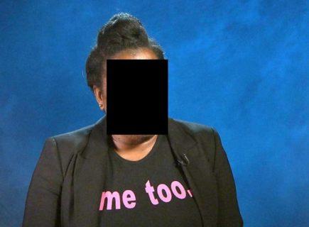 【画像】性的被害を訴えている女性(44)の顔が「ブスすぎる」と話題に