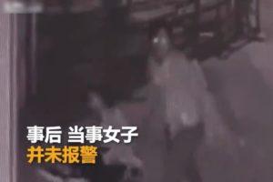 【動画】3日前の女の子レイプ事件の監視カメラ映像がヤバすぎるんだが…