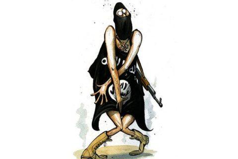 【閲覧注意】ISIS、自分たちがやってたような処刑方法をやり返される・・・(動画あり)