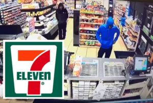 【動画】セブンイレブンにニセモノの銃持って強盗に入った結果wwwwww