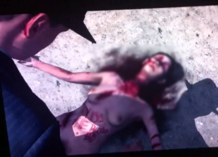 【閲覧注意】女の子の全裸遺体を犯せるスポット、とんでもない事になる…(画像あり)