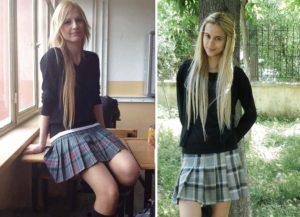 【画像】海外の女子高生がHすぎると話題にwwwwwwww