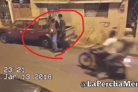 【動画】強盗(Lv10)が強盗(Lv99)を襲ってしまい返り討ちに遭うビデオが話題にwwwww