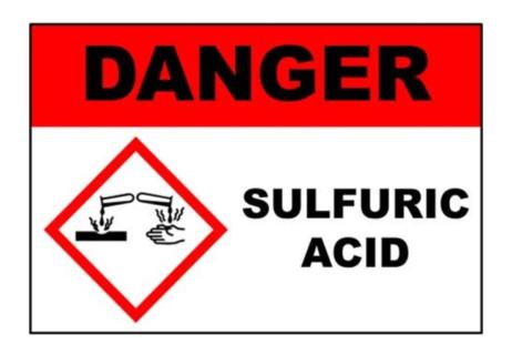 【閲覧注意】硫酸が入ったお風呂に人間を18時間漬けたらこうなる・・・(画像あり)